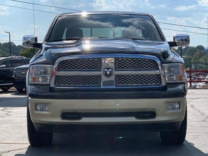 2012 BLACK DODGE RAM 1500 Laramie LONGHORN (1C6RD6PT0CS) with an 5.7L engine, Automatic transmission, located at 1342 West Wade Hampton Blvd. Greer, SC 29650, Greer, SC 29650, SC, 29650, (864) 244-8880, 34.931980, -82.272987 - Photo #49