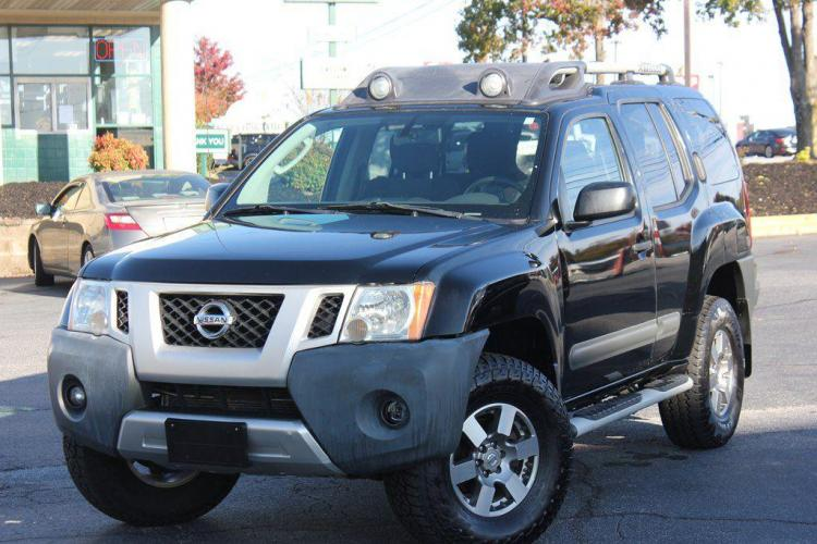 2012 BLACK NISSAN XTERRA OFF ROAD (5N1AN0NWXCC) with an 4.0L engine, Automatic transmission, located at 1342 West Wade Hampton Blvd. Greer, SC 29650, Greer, SC 29650, SC, 29650, (864) 244-8880, 34.931980, -82.272987 - Photo #0