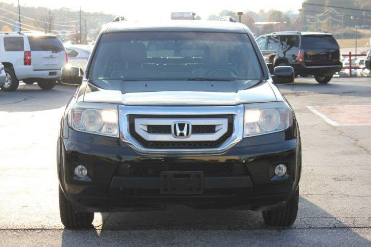 2011 BLACK HONDA PILOT EXL (5FNYF3H59BB) with an 3.5L engine, Automatic transmission, located at 1342 West Wade Hampton Blvd. Greer, SC 29650, Greer, SC 29650, SC, 29650, (864) 244-8880, 34.931980, -82.272987 - Photo #7