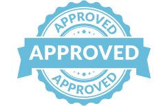 Get Approved With Us